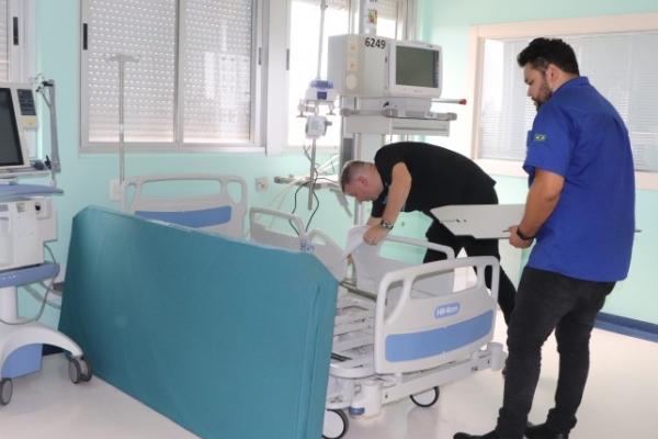 Saúde do RS projeta abertura de mais leitos de UTI mas faz um alerta capacidade de ampliação está no limite