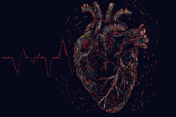 Covid infecta células musculares do coração, podendo gerar danos cardíacos a longo prazo