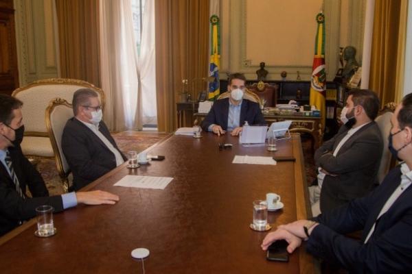 Governo do RS anuncia R$ 257 milhões extras para a Saúde para o enfrentamento da pandemia