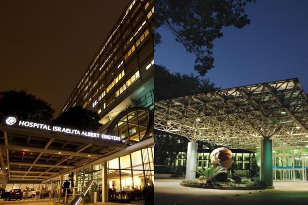 Hospitais Albert Einstein e Moinhos de Vento são os únicos brasileiros entre os 100 melhores do mundo