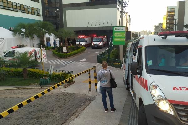 Hospital Tacchini registra recorde de atendimentos e internações
