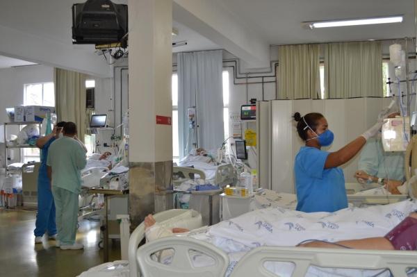 Hospital Virvi Ramos abre 30 novos leitos de UTI adulto durante a pandemia