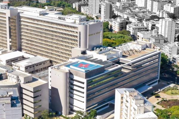 Hospital de Clínicas de Porto Alegre abre processo seletivo simplificado