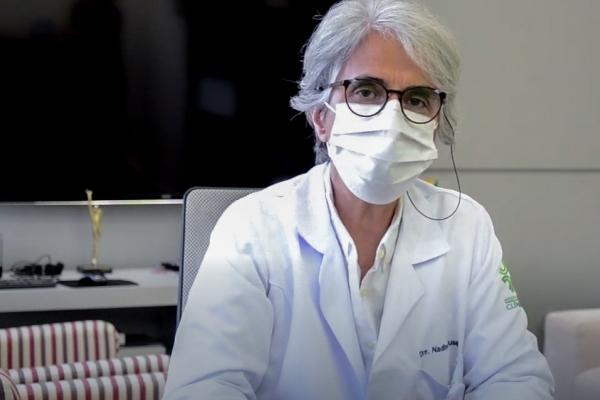 Nadine Clausell se torna membro honorário da Academia Sul-Rio-Grandense de Medicina