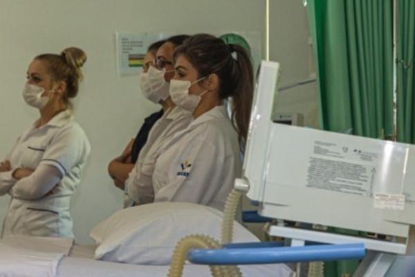 Saúde do RS já cadastrou mais de 1.200 profissionais de saúde para reforço no enfrentamento à Covid-19