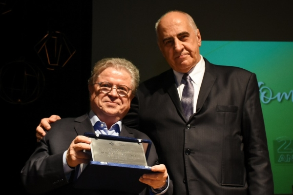 Fernando Lucchese e JJ Camargo palestram no Luzes da Ciência da Santa Casa e UFCPSA