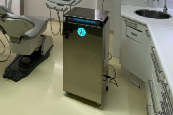 Hospital VirviRamosé o primeiro hospital gaúcho a testar equipamento para desinfecção de ar em UTI Covid