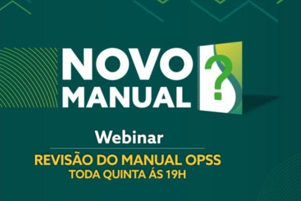 ONA detalha novidades do Manual OPPS 2022 em série de webinars