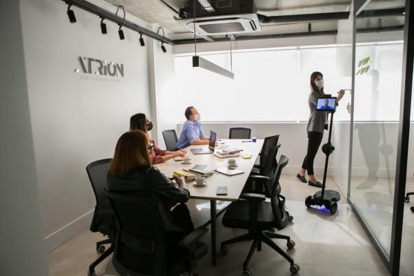 Hospital Moinhos de Vento lança Centro de Inovação Atrion e abre seleção de startups