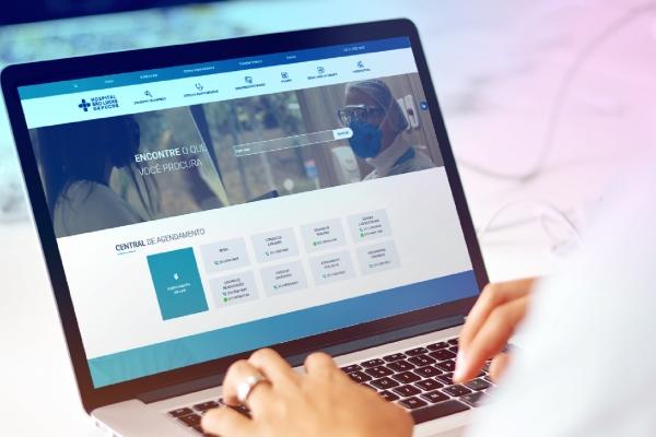Hospital São Lucas da PUCRS lança novo site com navegação intuitiva e com foco na acessibilidade