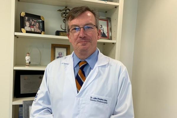Médico da Santa Casa de Porto Alegre é destaque em Congresso Internacional de Gastroenterologia