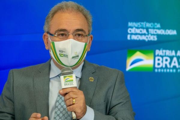 Ministério da Saúde anuncia compra de 4,5 milhões de medicamentos do chamado kit intubação