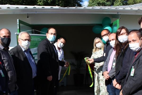 Reforma promove melhorias em Unidade de Saúde gerenciada pelo GHC