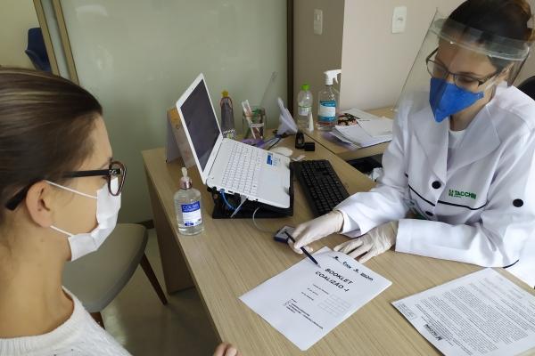 Tacchiniparticipa de pesquisa com antivirais para combater a Covid-19