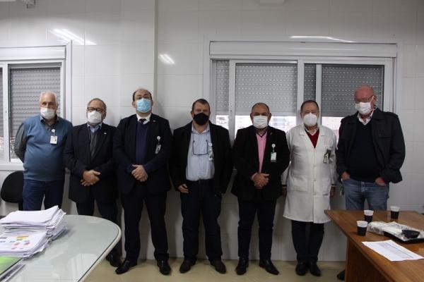 GHC empossa novo gerente e apresenta reformas no Hospital Fêmina