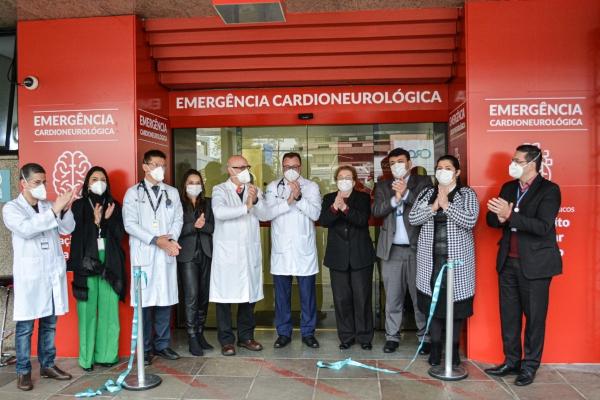 Hospital Mãe de Deus lança Emergência Cardioneurológica