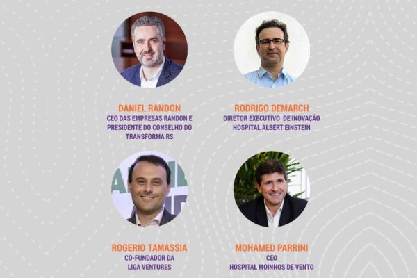Hospital Moinhos de Vento promove debate sobre a inovação em grandes empresas