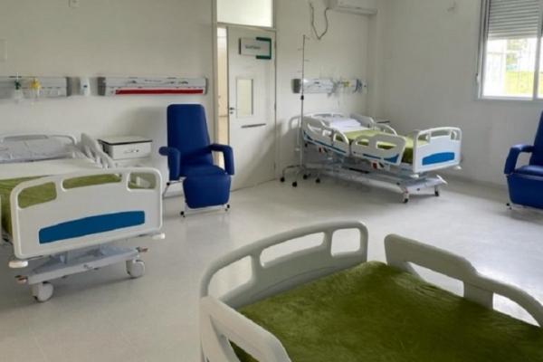 Hospital Regional de Santa Maria terá mais 20 leitos clínicos para pacientes com Covid-19