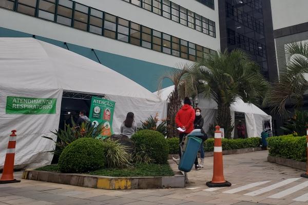 Hospital Tacchini atinge novo recorde de atendimentos