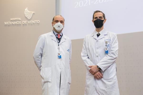 Nova Diretoria Clínica do Hospital Moinhos de Vento toma posse
