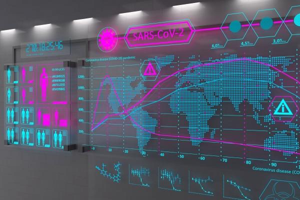 Pesquisa busca iniciativas de uso de dados que contribuam com a gestão da pandemia