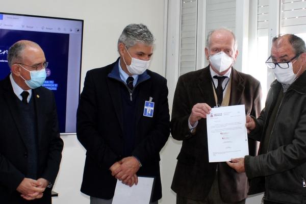 Santa Casa inicia ampliação da nova UTI no Hospital Dom João Becker