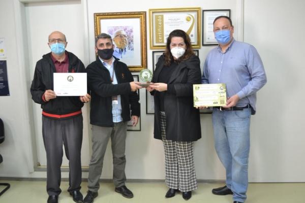 Associação Cultural e Científica Virvi Ramos é agraciada com o Troféu Perfil Energia mais limpa