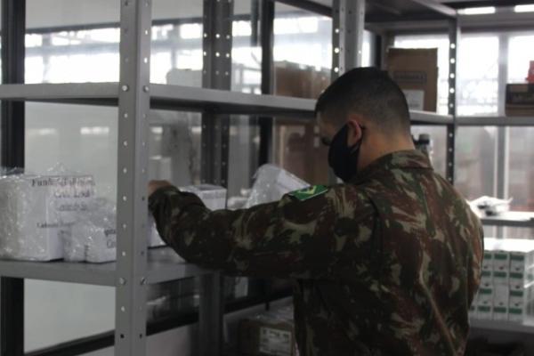 Covid-19 Hospitais gaúchos receberão nova remessa de medicamento do kit intubação