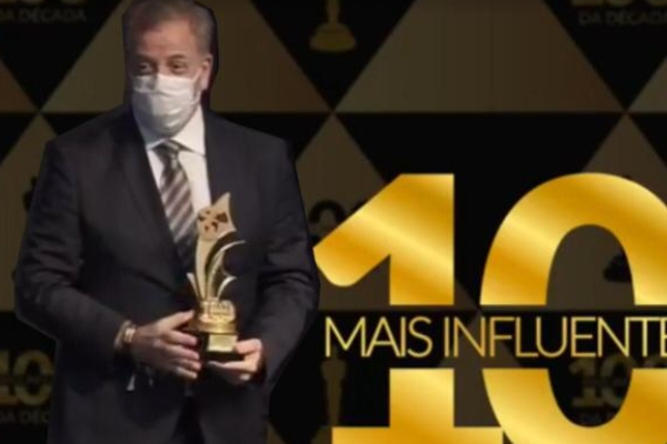 Grupo Voluntários da Saúde é lançado oficialmente na premiação dos 100 Mais Influentes da Saúde da Década