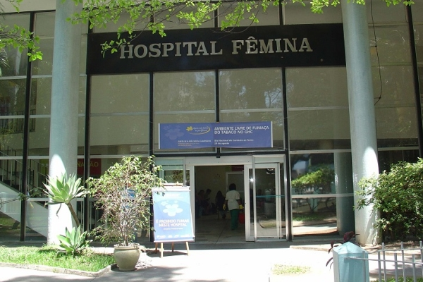 Hospital Fêmina realiza cirurgia para tratar Síndrome de Transfusão Fetofetal