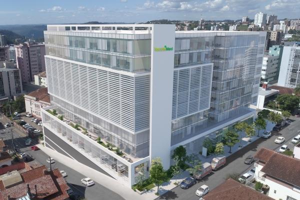 Projeto do novo Hospital Tacchimed é apresentado