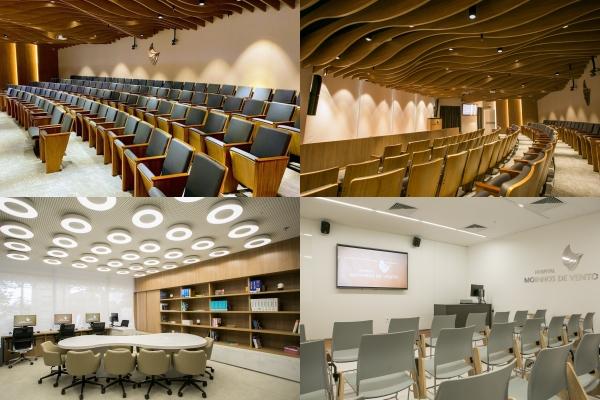 Hospital Moinhos de Vento apresenta novo espaço de educação, eventos e transformação social
