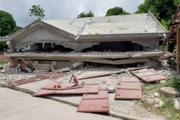 Médicos Sem Fronteiras atende necessidades médicas urgentes após terremoto no Haiti