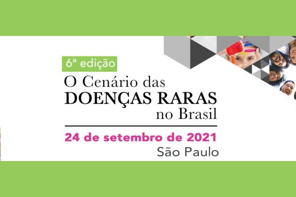Casa Hunter realiza 6ª edição do Cenário das Doenças Raras no Brasil