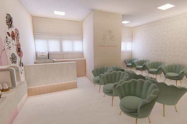 Clínica de Especialidades do Hospital São Roque recebe melhorias na estrutura
