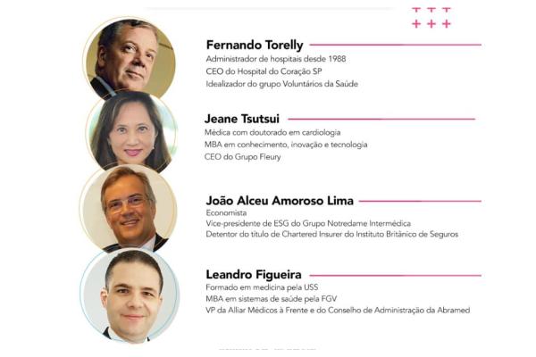 Executivos debaterão movimentos setoriais na medicina diagnóstica brasileira