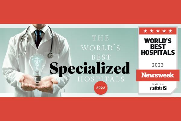 Os melhores hospitais do mundo em dez especialidades médicas