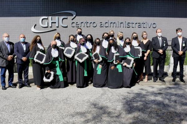 GHC forma nova turma de técnicos de enfermagem