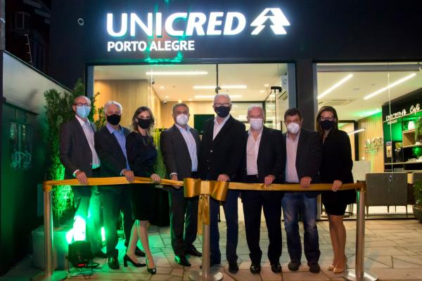 Unicred Porto Alegre inaugura agência em Capão da Canoa
